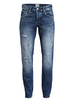 CHASIN' Destroyed-Jeans ROSS NORTH Tapered Fit