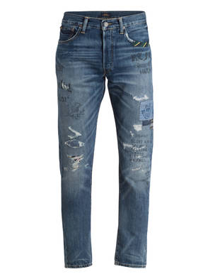 POLO RALPH LAUREN Destroyed-Jeans SULLIVAN Slim Fit
