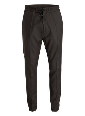 HUGO Hose ZANDER184 Tapered Fit im Jogging-Stil