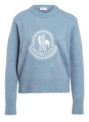 best service c6d92 a1e98 Blaue MONCLER Pullover für Damen online kaufen :: BREUNINGER