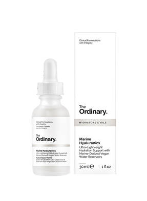 The Ordinary. MARINE HYALURONICS