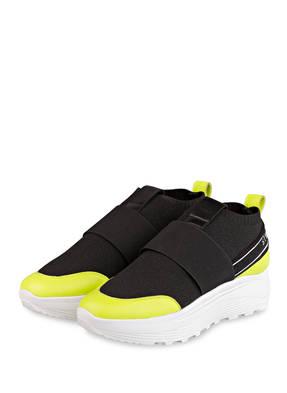STEFFEN SCHRAUT Plateau-Slip-on-Sneaker 11 NEON AVENUE