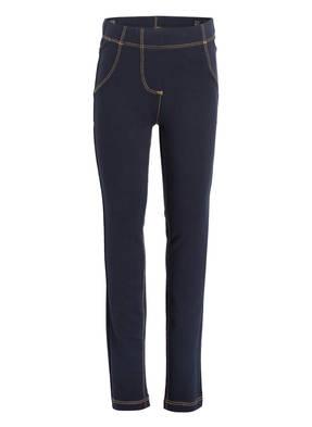 TOM TAILOR Leggings in Jeans-Optik