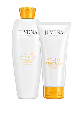 JUVENA BODY CARE VITALIZING DUO