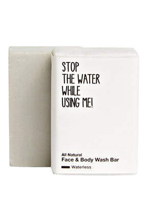 STOP THE WATER WHILE USING ME! FACE & BODY WASH BAR