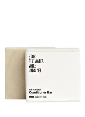 STOP THE WATER WHILE USING ME! CONDITIONER BAR