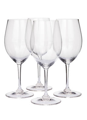 RIEDEL 4er-Set Weingläser VIVANT RED WINE