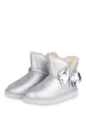 UGG Boots MINI SEQUIN BOW