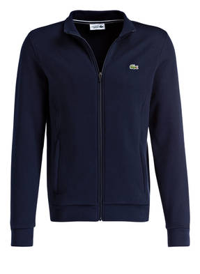 LACOSTE Fleece-Sweatjacke
