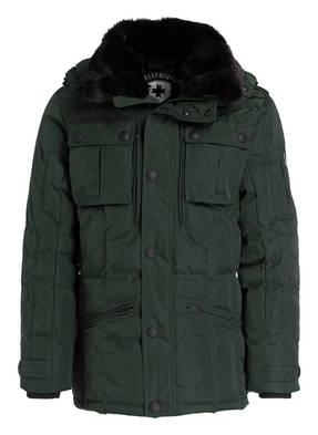 WELLENSTEYN Fieldjacket SNOWDRIFT