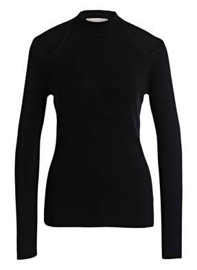 MICHAEL KORS Cold-Shoulder-Pullover