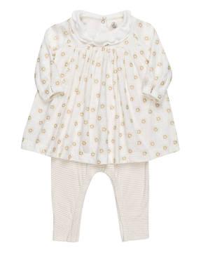 PETIT BATEAU Kleid mit integrierter Leggings