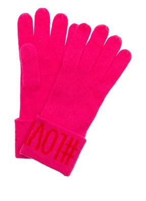 Mrs & HUGS Cashmere-Handschuhe