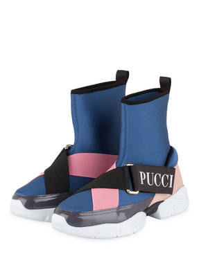 EMILIO PUCCI Hightop-Sneaker