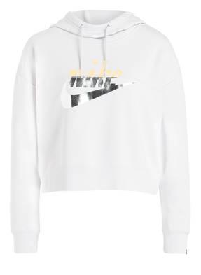 Nike Cropped-Hoodie RALLY METALLIC