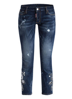 DSQUARED2 Destroyed-Jeans
