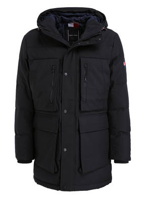 TOMMY HILFIGER Daunenparka HEAVY CANVAS