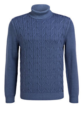 OLYMP Rollkragenpullover Level Five body fit