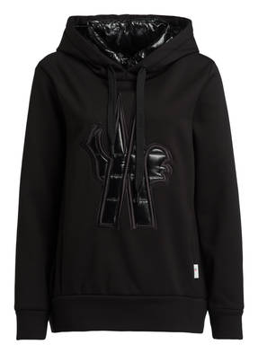 MONCLER GRENOBLE Hoodie mit Steppdetails