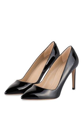 HUGO Lack-Pumps HELLIA-P