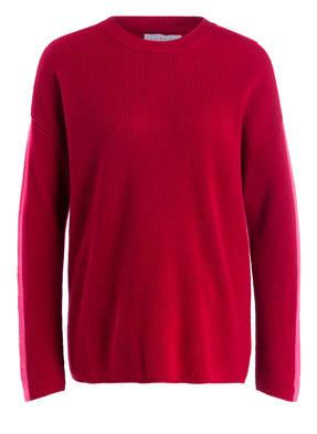 velvet Cashmere-Pullover ELIANA