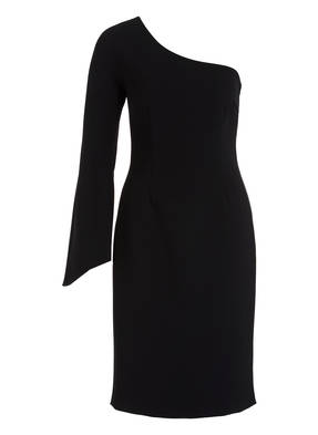 BARBARA SCHWARZER One-Shoulder-Kleid