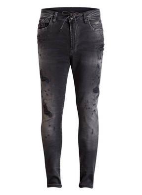 ER-Denim Jeans NOAH Tapered Fit im Jogging-Stil