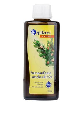 SPITZNER Saunaaufguss LATSCHENKIEFER