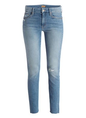 MOTHER 7/8-Jeans LOOKER ANKLE FRAY