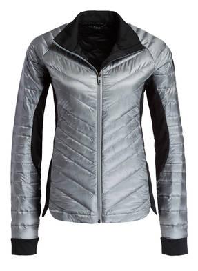 Graue Outdoor Jacken & Westen für Damen online kaufen