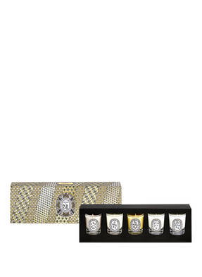 diptyque SET OF 5 CANDLES