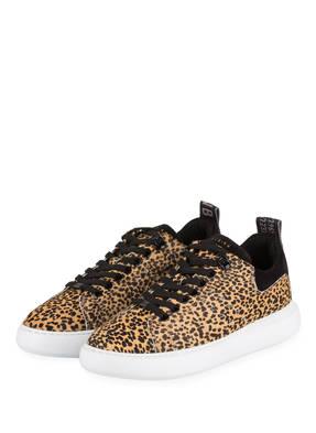 NUBIKK Plateau-Sneaker ROX PONY
