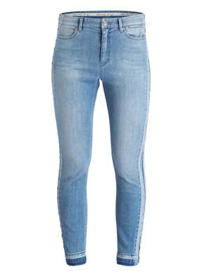 MARCCAIN 7/8-Jeans mit Galonstreifen
