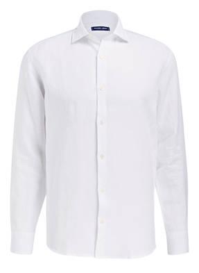 FRESCOBOL CARIOCA Leinenhemd Regular-Fit