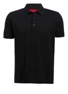 HUGO Piqué-Poloshirt DONOS Regular Fit