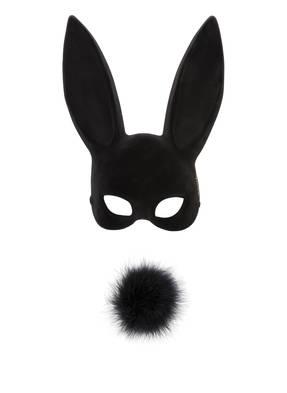 MAISON CLOSE Set: Maske und Puschel