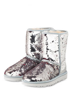 UGG Boots CLASSIC SHORT SEQUIN