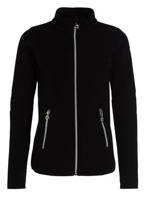 JET SET Fleecejacke POPPY