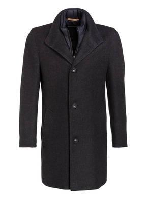 bugatti Mantel mit herausnehmbarer Blende