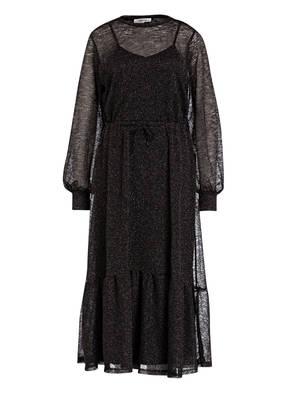 MOSS COPENHAGEN Midi-Kleid MILISA