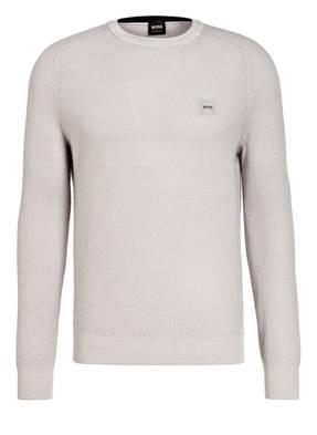 BOSS Schurwoll-Pullover AKUSTO