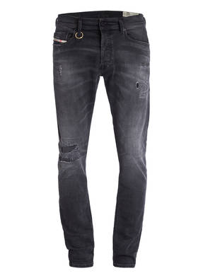 DIESEL Destroyed Jeans TEPPHAR Slim Carrot Fit