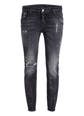 DSQUARED2 Destroyed-Jeans COOL GIRL