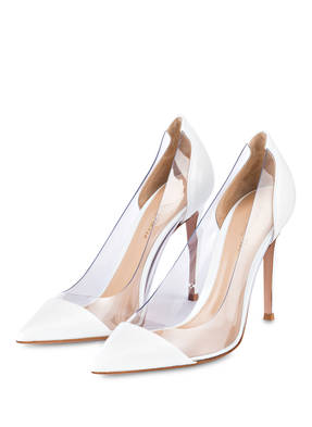Gianvito Rossi Pumps PLEXI 105