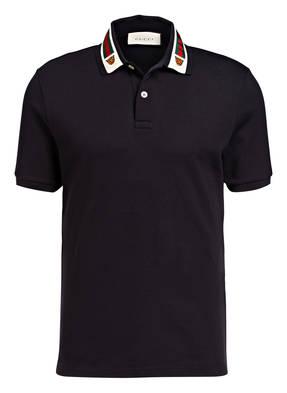 ce83a461bc045 GUCCI unifarbene Poloshirts online kaufen    BREUNINGER
