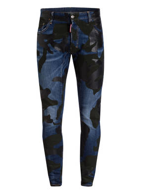 DSQUARED2 Coated-Jeans