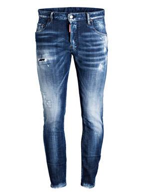 DSQUARED2 Destroyed-Jeans SKATER Slim Fit