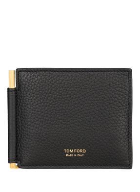 TOM FORD Kartenetui mit Geldklammer