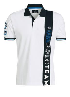 LA MARTINA Jersey-Poloshirt Regular Fit