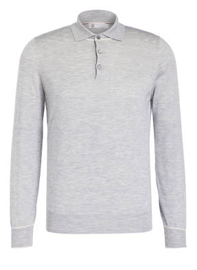 BRUNELLO CUCINELLI Cashmere-Poloshirt
